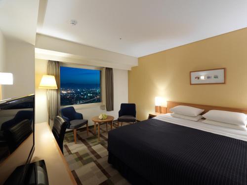 High Floor Double Room - Non-Smoking