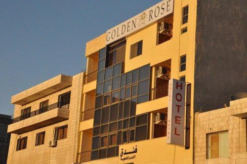 Hotel Golden Rose Hotel Aqaba