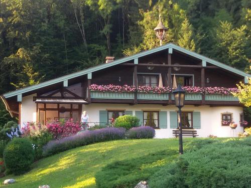 Ferienwohnungen Haus Sonnleitn - Apartment - Chiemgau (Aschau)