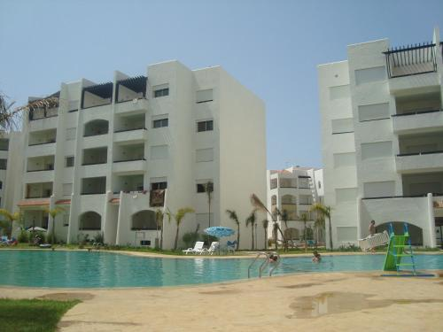 Hotel Appartement Assilah Marina Golf 1