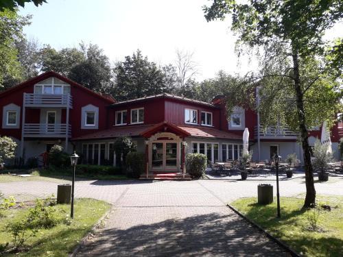 Hotel Rosengarten Leipzig-Naunhof