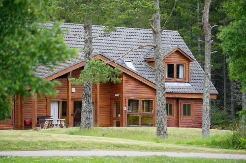 Badaguish lodges, wigwams and camping - Hotel - Aviemore