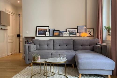 Cosy apartment with private terrace - Location saisonnière - Paris