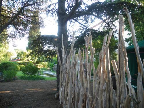 Mira Ceti Yurt In France