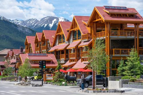 Moose Hotel and Suites - Banff