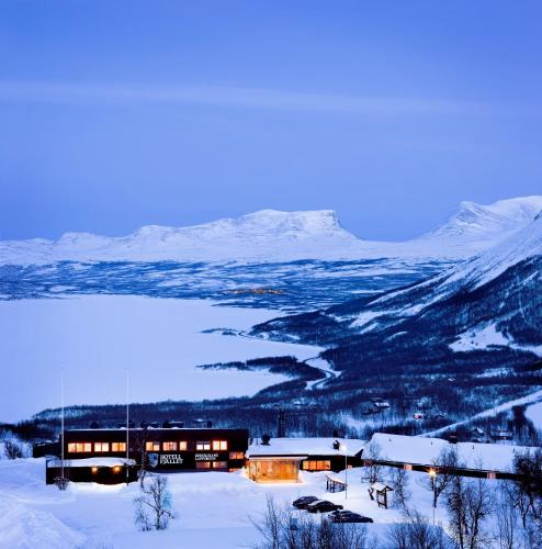 Accommodation in Björklidens Fjällanläggningar