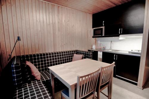 Chalet with Sauna (5 Adults)