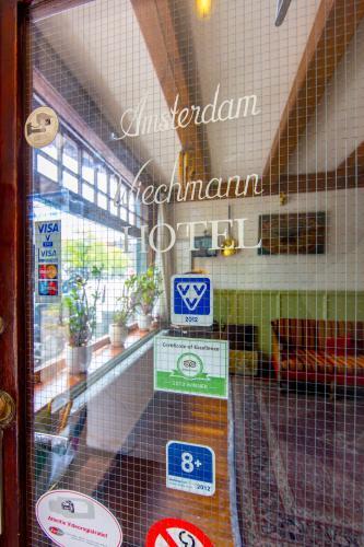 Amsterdam Wiechmann Hotel Четырехместный номер