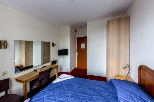 Amsterdam Wiechmann Hotel Небольшой двухместный номер с 1 кроватью