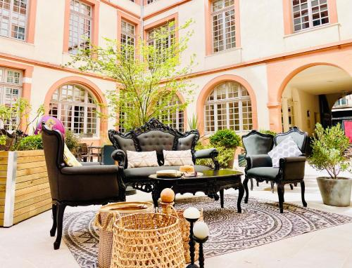 La Cour des Consuls Hotel and Spa Toulouse - MGallery - Toulouse