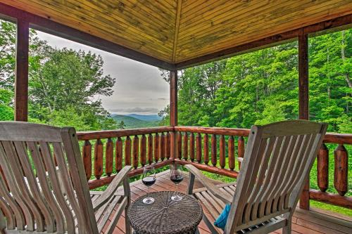 Grand Londonderry Home with Ski Mountain Views! - Londonderry