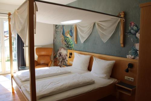 Gasthof Berghof - Accommodation - Presseck
