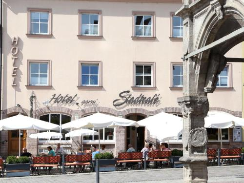 . Stadtcafé Hotel garni