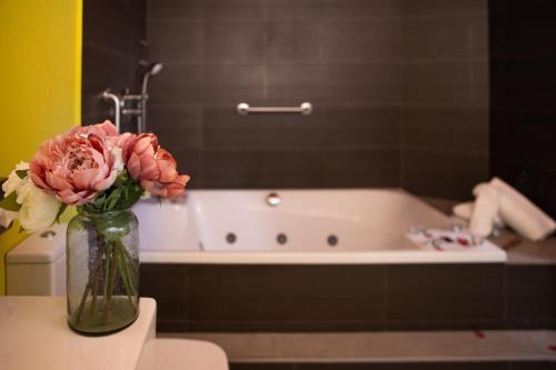 Premier Doppelzimmer - Einzelnutzung RVHotels Hotel Palau Lo Mirador 20