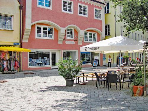 Apartment Storchenfärbe - Memmingen