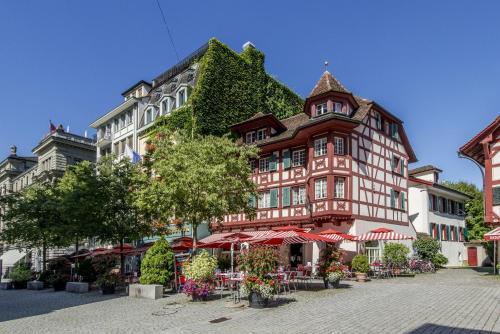 Rebstock, Pension in Luzern