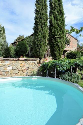 . La Capanna Di Arsoli piscina ad uso esclusivo