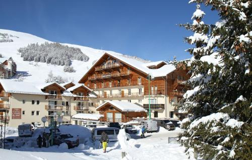 Résidence Odalys L'Ours Blanc - Accommodation - Les Deux Alpes