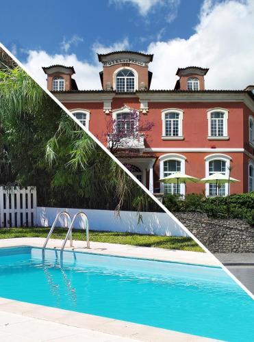 . Hotel Do Parque - Curia