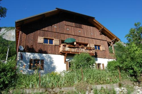 La ferme de Cloiset - Apartment - Mieussy