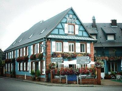 __{offers.Best_flights}__ Logis Hotel Aux Comtes De Hanau