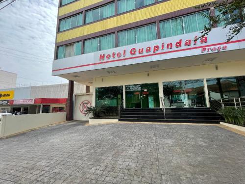 . Hotel Guapindaia Praça