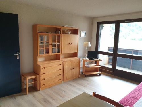 Appartement Corrençon-en-Vercors, 1 pièce, 4 personnes - FR-1-515-101 - Apartment - Corrençon en Vercors