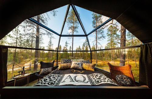 Aurora Queen Resort Igloos - Accommodation - Saariselkä