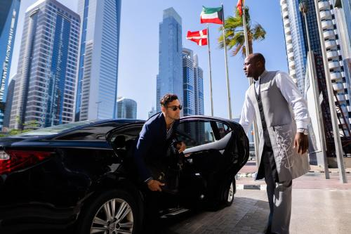 Towers Rotana - Dubai