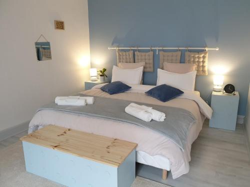 La Briquerie - Appartement 4 personnes - Apartment - Orbey