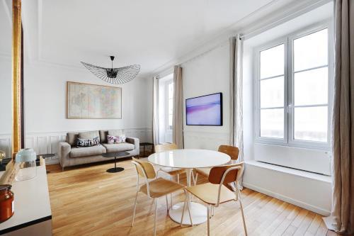 Pick A Flat's Apartment in Marais/Oberkampf - bvd du Temple - Location saisonnière - Paris