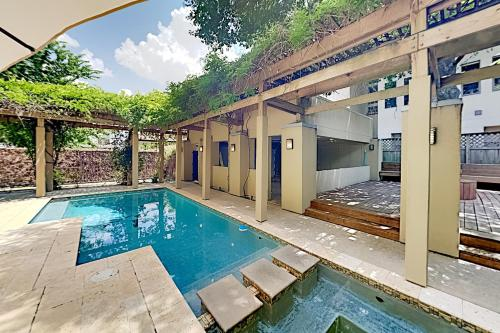 Art-Filled Architectural Gem with Private Pool home - image 3