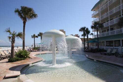 . Oceanview Studio at Daytona Beach Resort