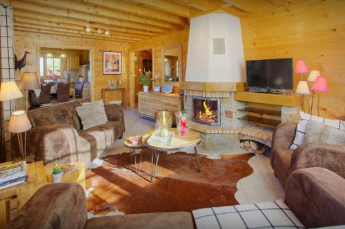 Enjoy peace great skiing at this 4 stylish Alpine chalet - OVO Network - Chalet - Saint Jean de Sixt