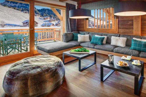 Perfect alpine holiday chalet spa & games room near village - OVO Network - Chalet - Le Grand Bornand