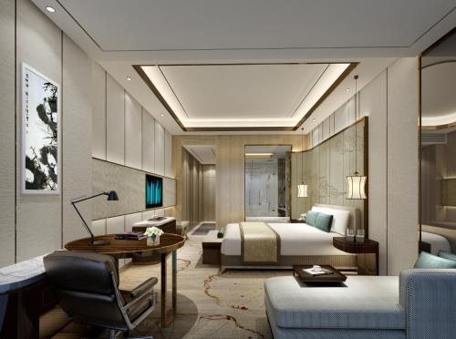 Crowne Plaza - Moscow - Park Huaming - image 11