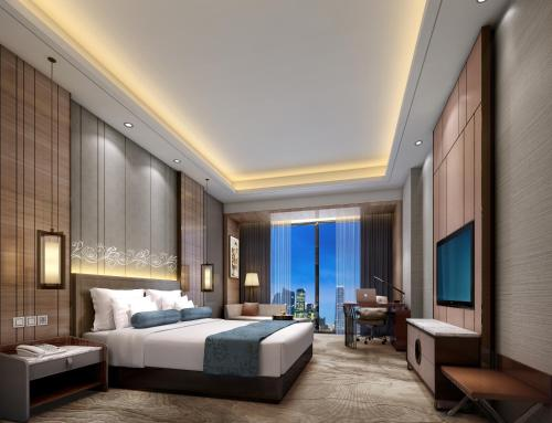 Crowne Plaza - Moscow - Park Huaming - image 10