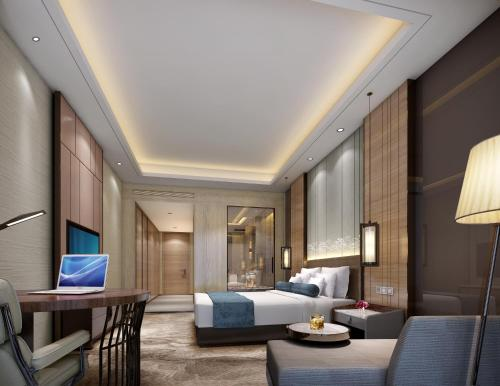 Crowne Plaza - Moscow - Park Huaming - image 14