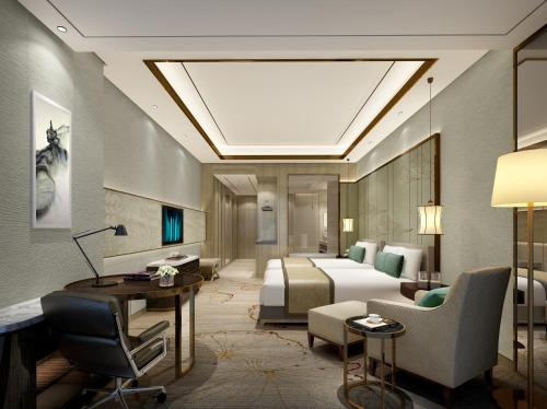 Crowne Plaza - Moscow - Park Huaming - image 12