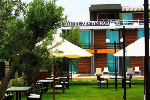 İznik Hotel Zeytin Bahcesi harita