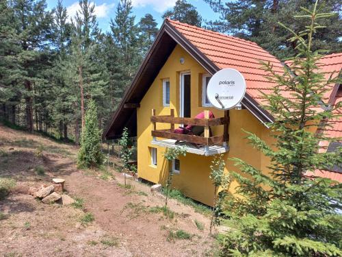 Mountain Cottage Wolf - Hotel - Dobroselica