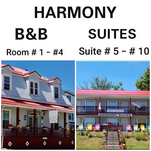 Harmony B&B And Suites