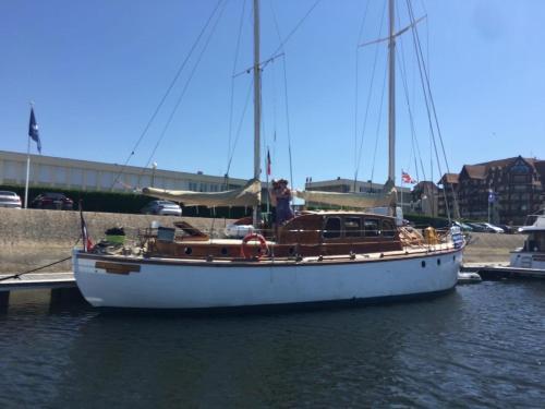 Port Deauville Yacht vintage - Hôtel - Deauville