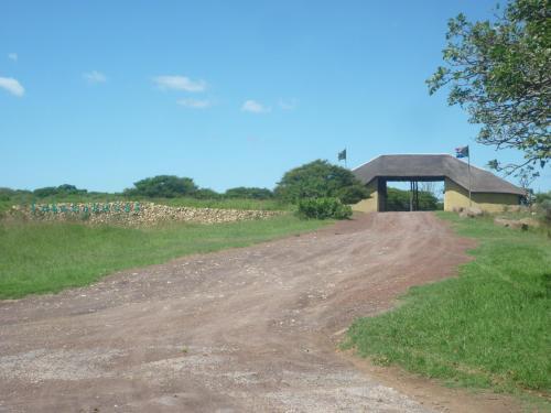 Inkwenkwezi Private Game Reserve