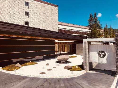 Accommodation in Jōzankei
