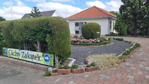 Cichy zakątek, Pension in Odense
