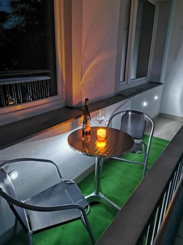 Komfortní apartmán nedaleko centra města Teplice