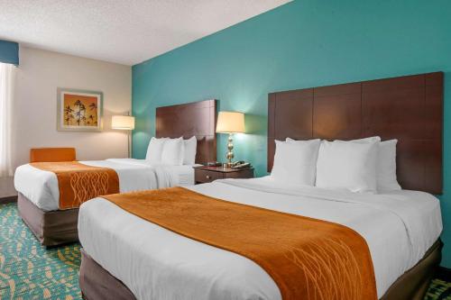 Comfort Inn & Suites Fort Lauderdale West Turnpike - image 8