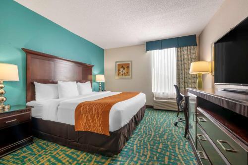 Comfort Inn & Suites Fort Lauderdale West Turnpike - image 9