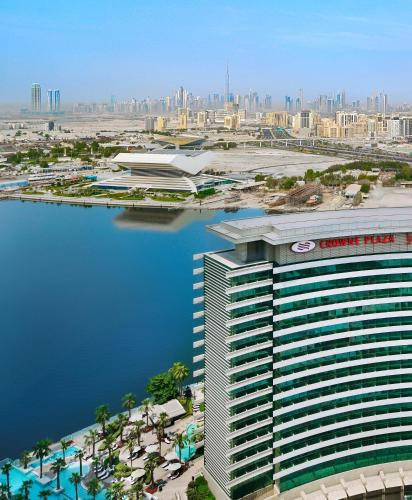 Crowne Plaza Dubai Festival City - Photo 2 of 50